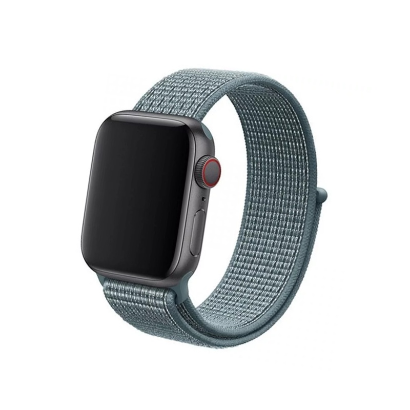 Remienok na Apple Watch 38mm/40mm Nylon Celestial Teal