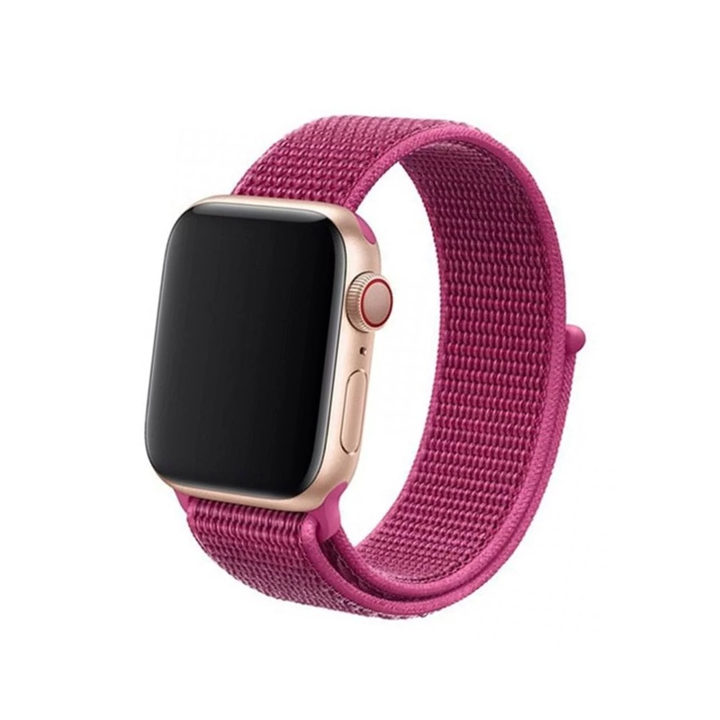 Remienok na Apple Watch 42mm/44mm Nylon Dragon Fruit