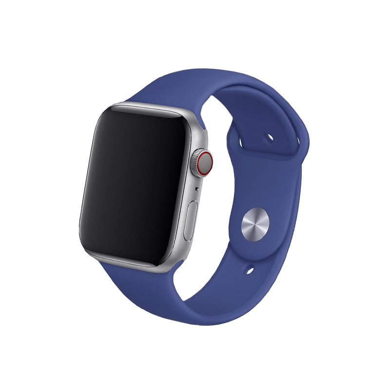 Remienok na Apple Watch 42mm/44mm modrý