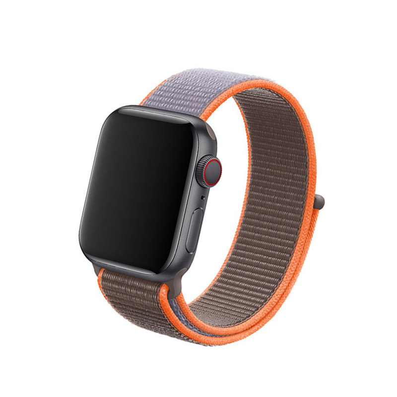Remienok na Apple Watch 42mm/44mm Nylon Vitamin C