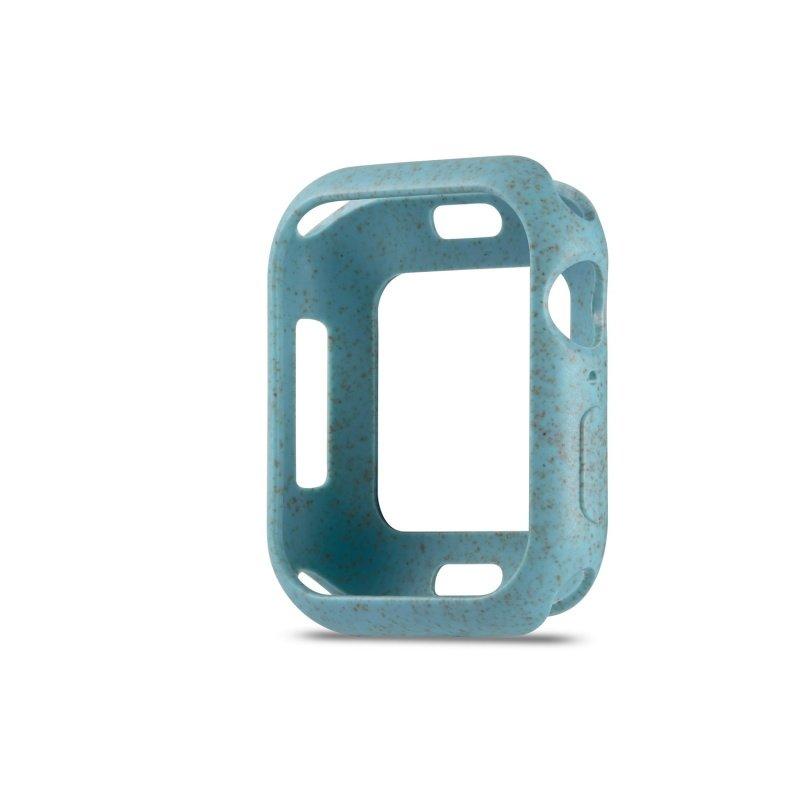 ECO Obal na Apple Watch 44mm silikónový Light Blue