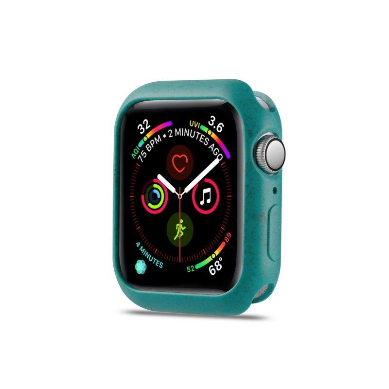 ECO Obal na Apple Watch 44mm silikónový Mentol