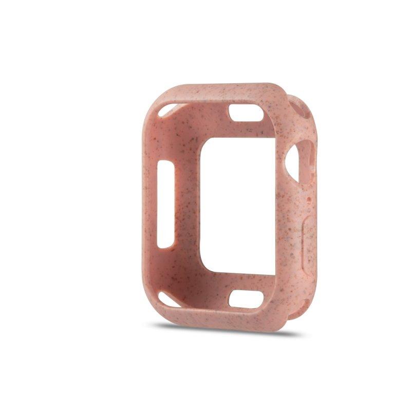 ECO Obal na Apple Watch 44mm silikónový Pink