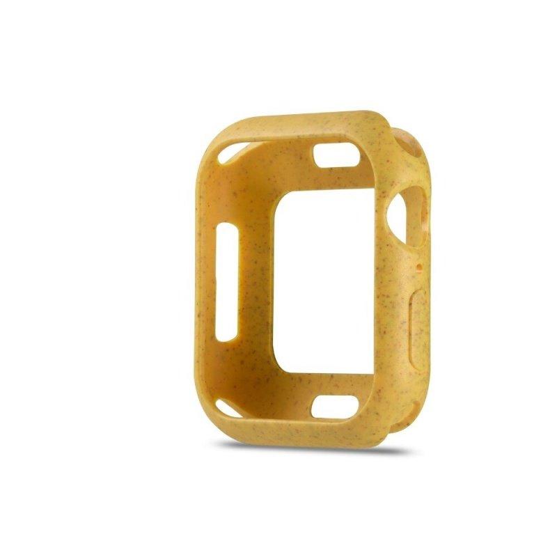 ECO Obal na Apple Watch 44mm silikónový Yellow