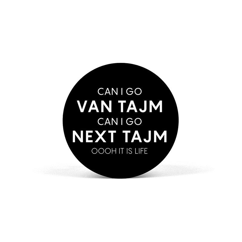 PopSocket Van Tajm Next Tajm
