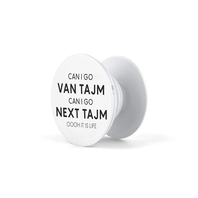 PopSocket Can I Go Van Tajm