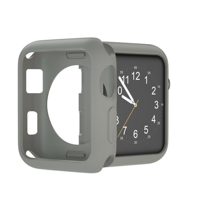 Obal na Apple Watch 38mm Sivý