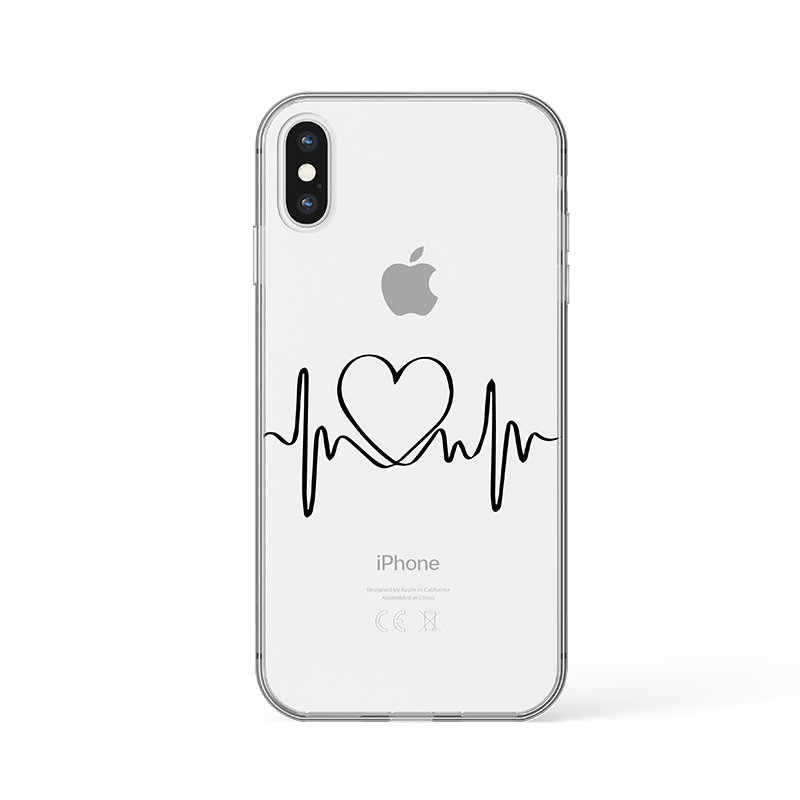 Heartbeat kryt na iPhone