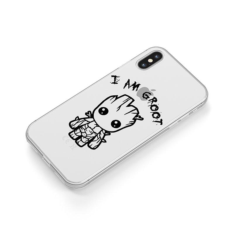 I am Groot kryt na iPhone
