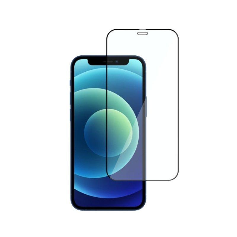 Ochranné 3D sklo na Apple iPhone 12 Mini Black