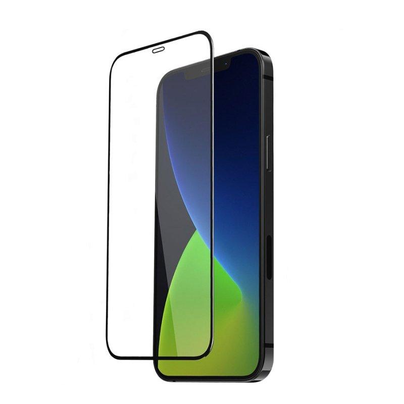 Ochranné 3D sklo na Apple iPhone 12 Pro Max Black
