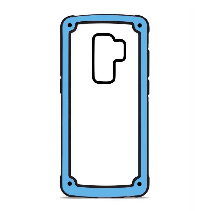 Silikónový kryt na Samsung Galaxy S9 Plus Modrý