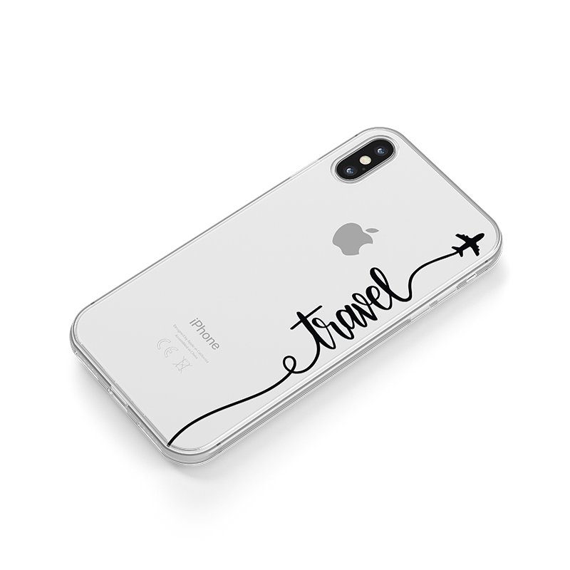 Travel kryt na iPhone