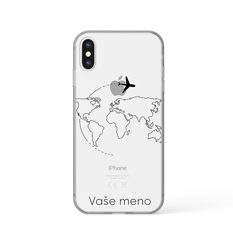 World trip kryt na iPhone