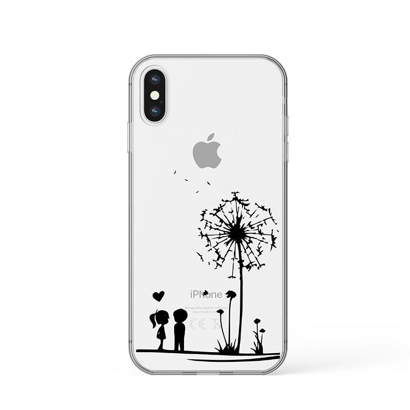 Kryt na iPhone Detská láska