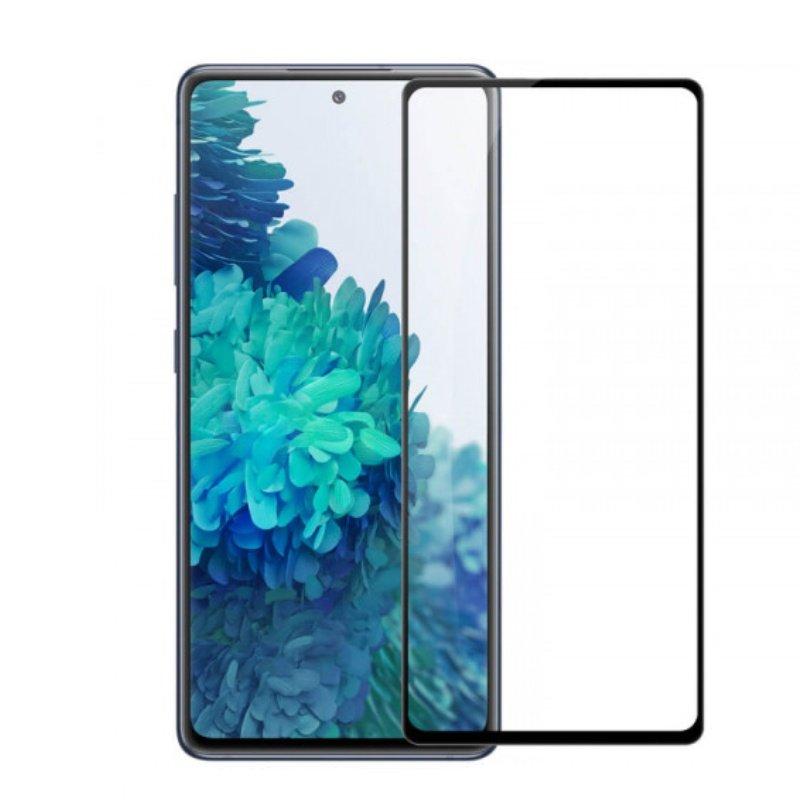 Ochranné tvrdené 3D sklo Black Samsung Galaxy S20 FE