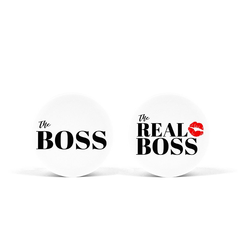 PopSocket The Boss & The Real Boss