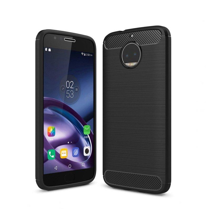 Silikónový kryt na Lenovo Moto G5s Plus Black