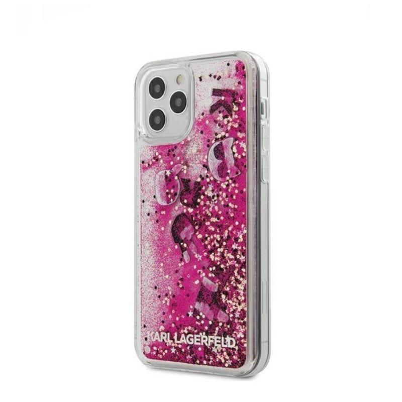 Karl Legerfeld kryt na iPhone 12/12Pro ružový