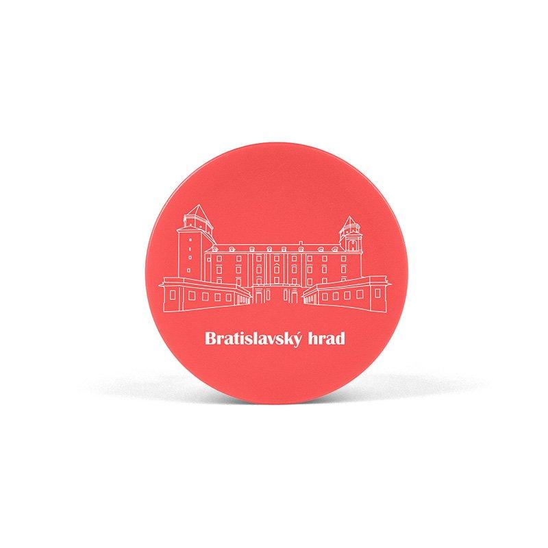 PopSocket Červený Bratislavský hrad