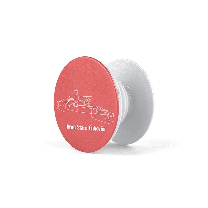 PopSocket Červený hrad Stará Ľubovňa