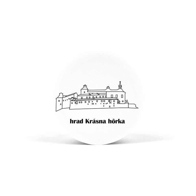 PopSocket hrad Krásna Hôrka