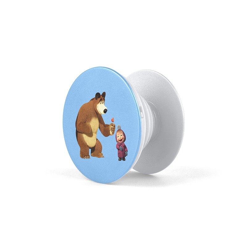 PopSocket Masa a Medveď