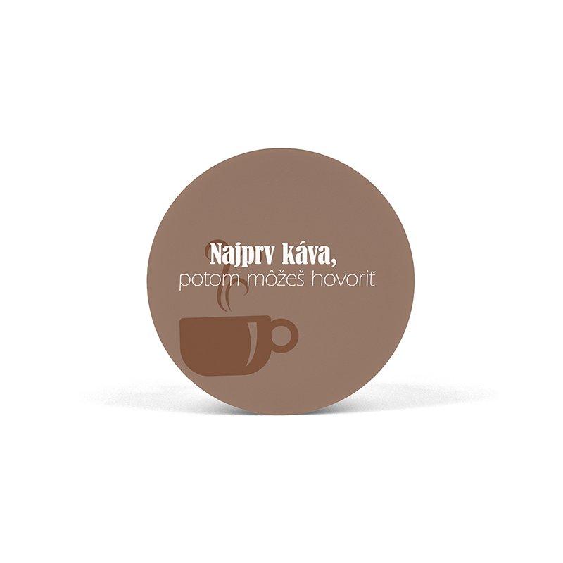 PopSocket Najprv káva
