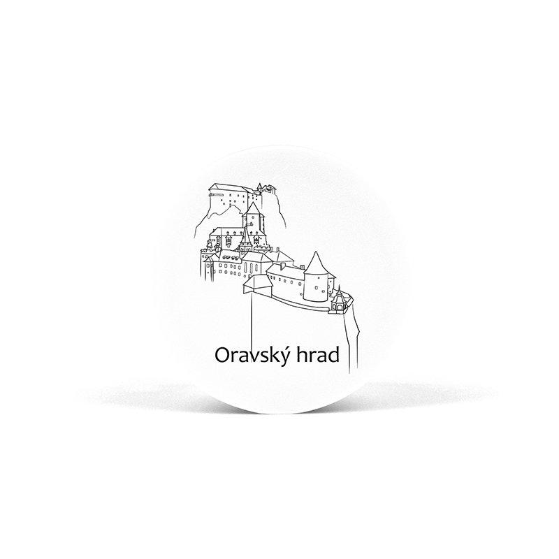 PopSocket Oravský hrad