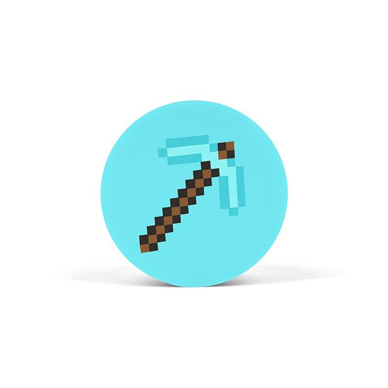 PopSocket Minecraft Pickaxe
