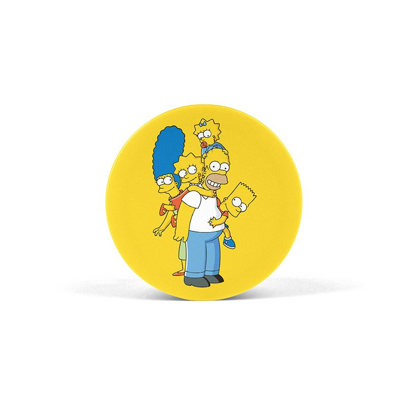 PopSocket Simpsons Family