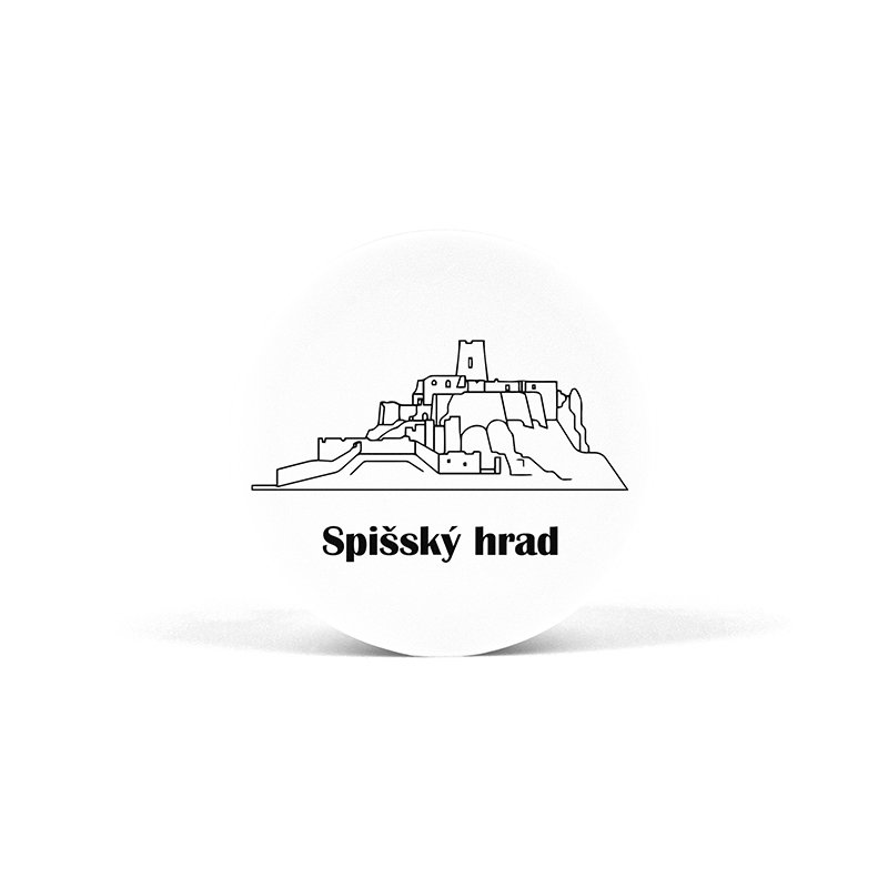 PopSocket Spišský hrad
