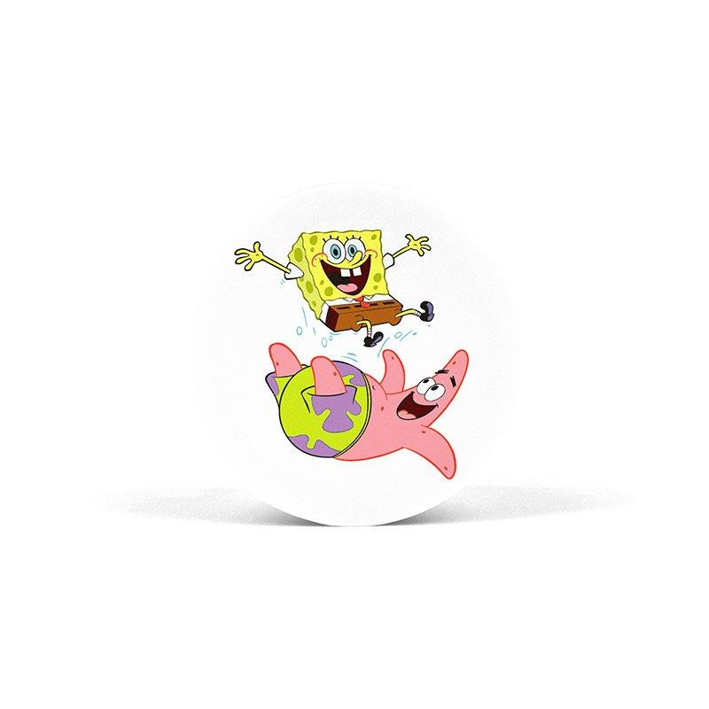 PopSocket Spongebob a Patrick