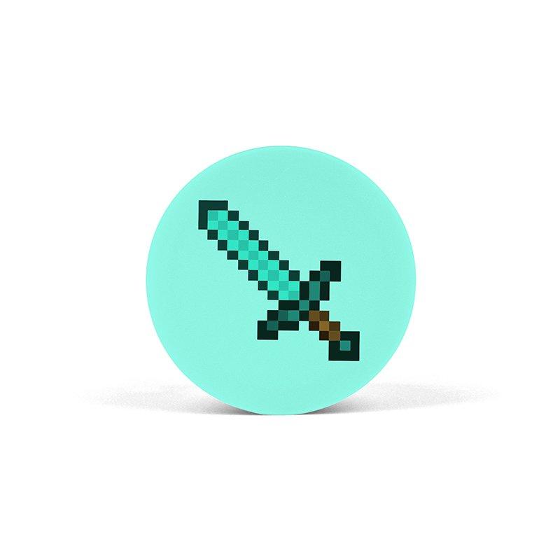 PopSocket Minecraft Sword