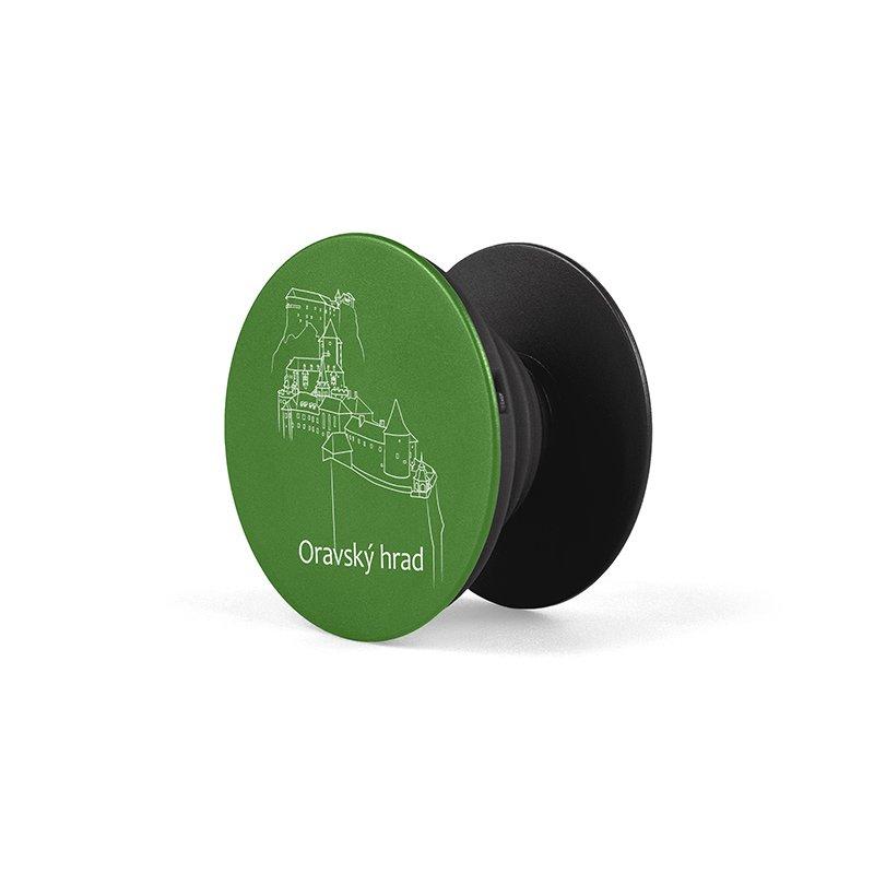 PopSocket Zelený Oravský hrad
