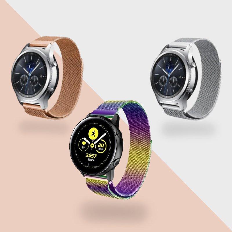 Remienky na Samsung Galaxy Watch kovové