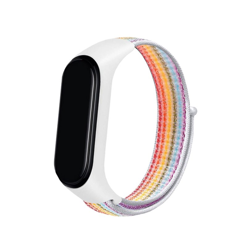 Remienok na Xiaomi Mi Band 3/4 látkový farebný