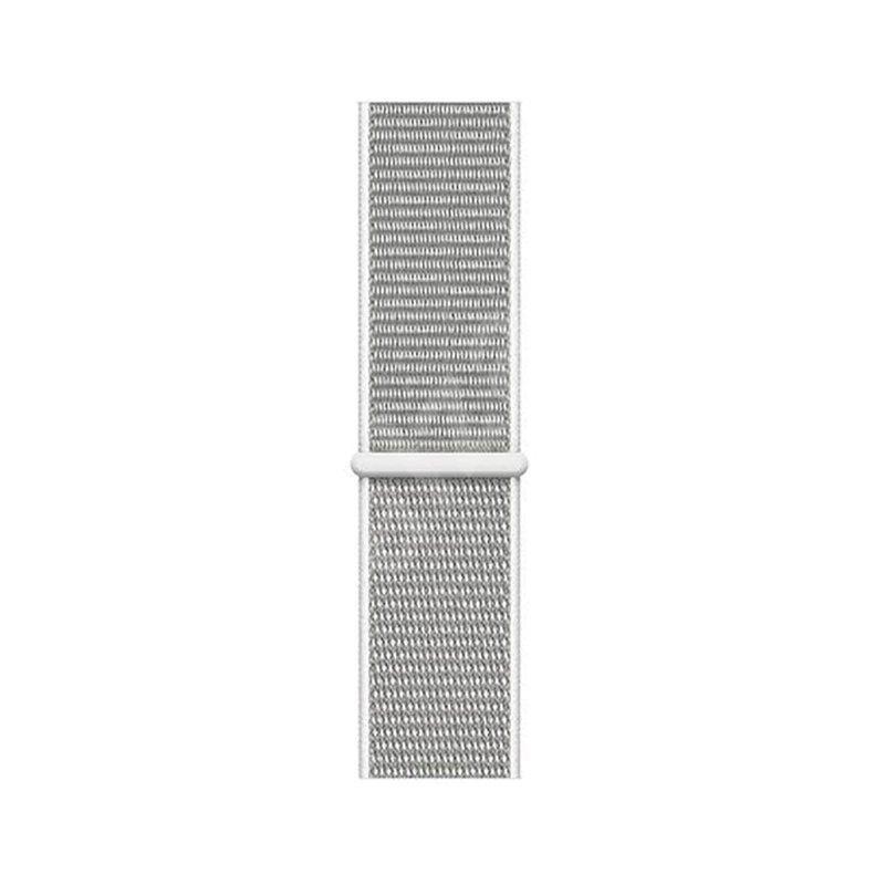 Remienok na Apple Watch 38mm/40mm látkový Pearl