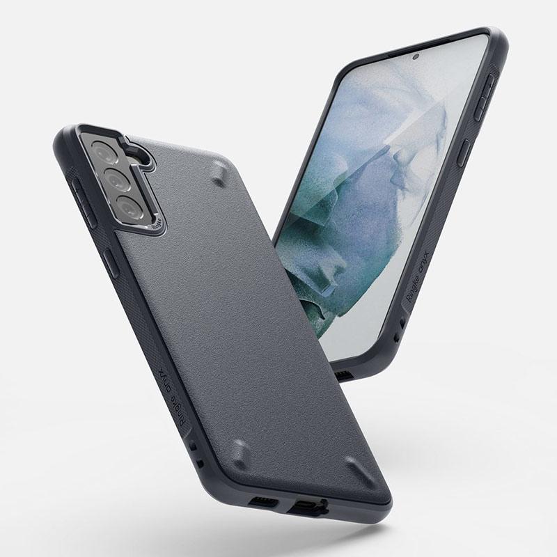Onyx Durable kryt na Samsung Galaxy S21 Plus Grey