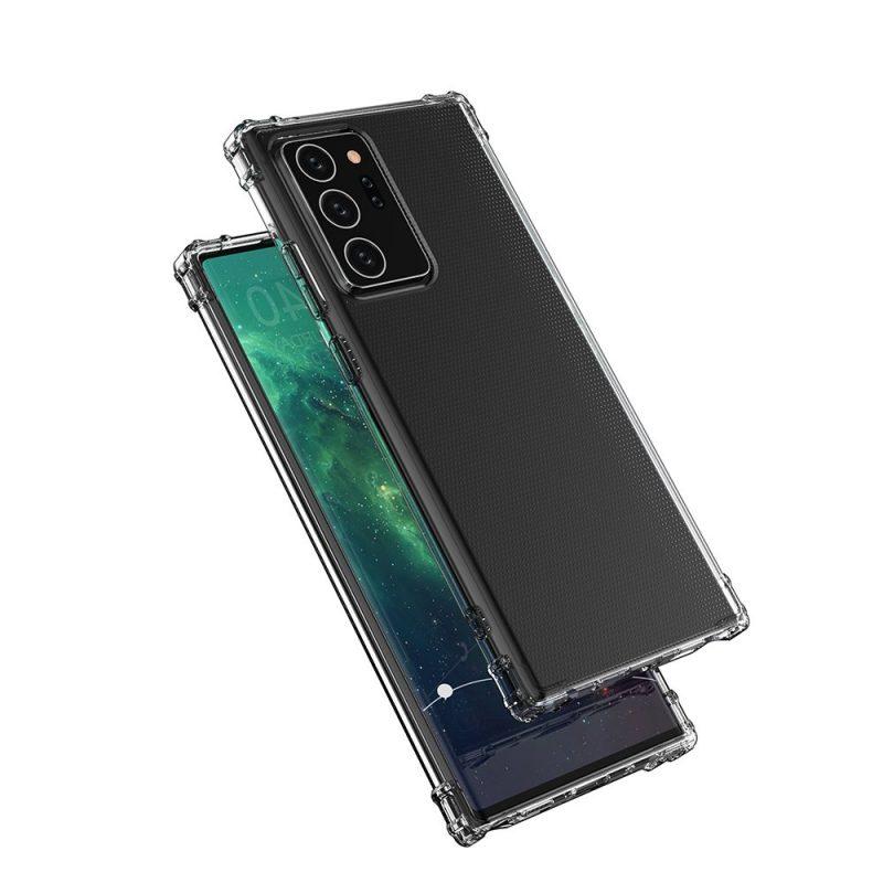 Anti Shock kryt na Samsung Galaxy Note 20 Ultra Transparent