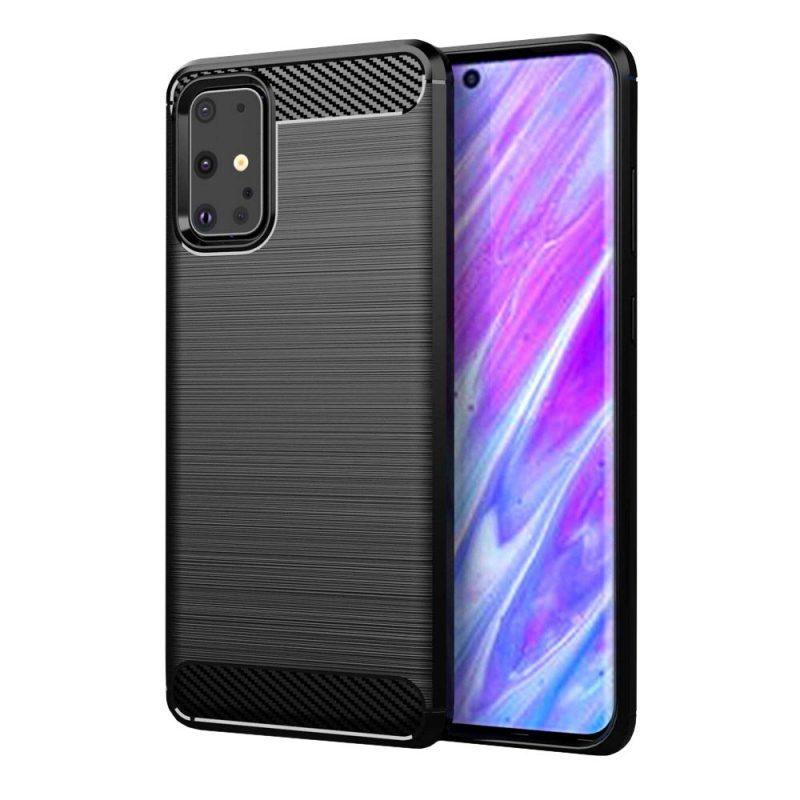 Carbon kryt na Samsung Galaxy S20 Čierny