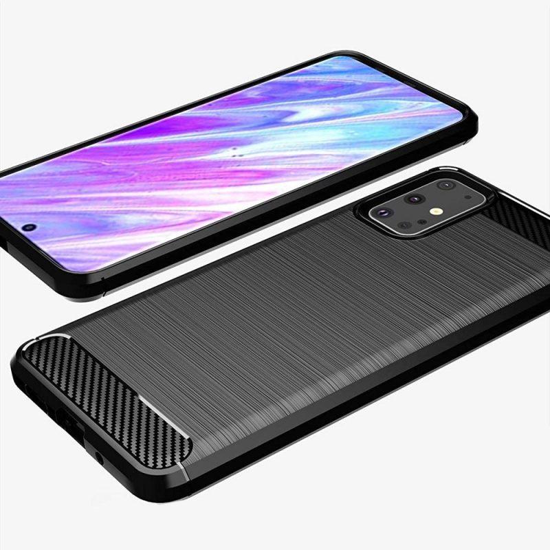 Carbon kryt na Samsung Galaxy S20 Ultra Čierny
