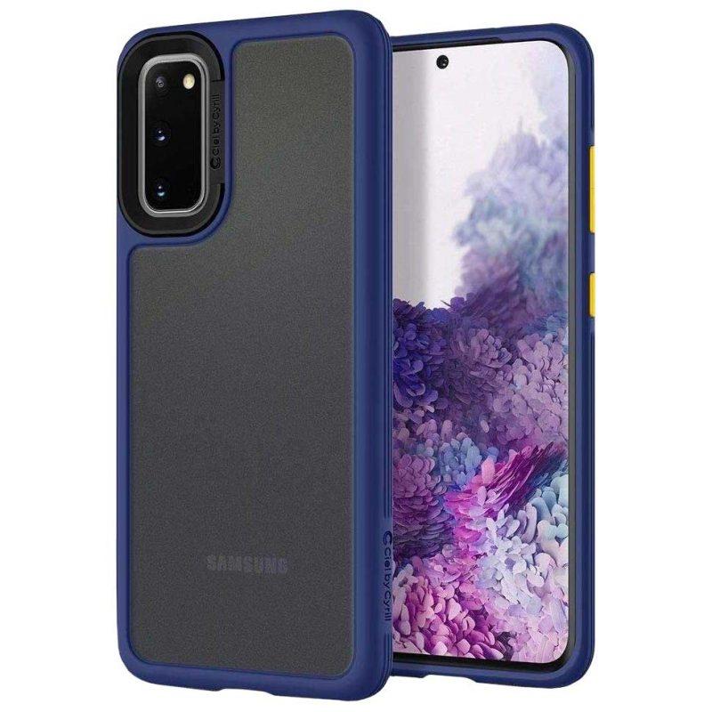 Ciel Color kryt na Samsung Galaxy S20 Navy