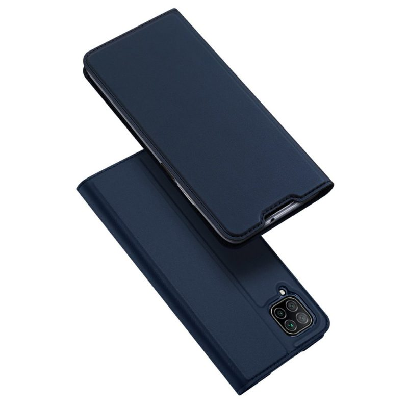 Diárové puzdro na Huawei P40 Lite Dark Blue