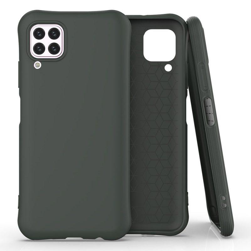 Flexibilný kryt na Huawei P40 Lite Dark Green