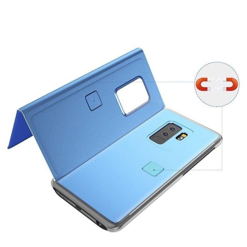 Ochranné Flip puzdro na Samsung Galaxy A20e Modré