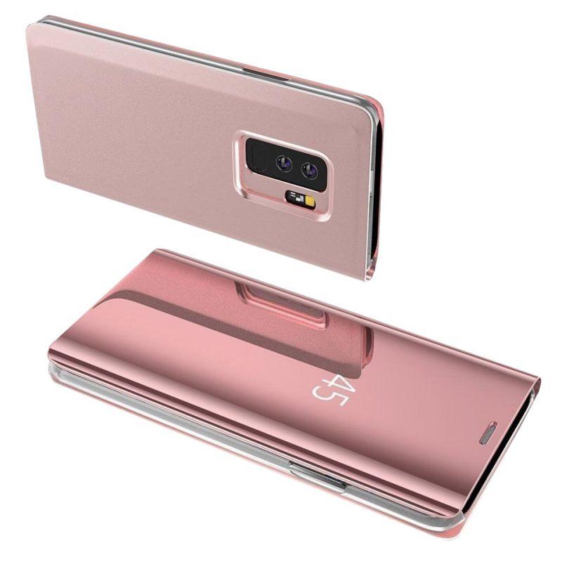 Ochrenné Flip puzdro na Samsung Galaxy A20e Ružové