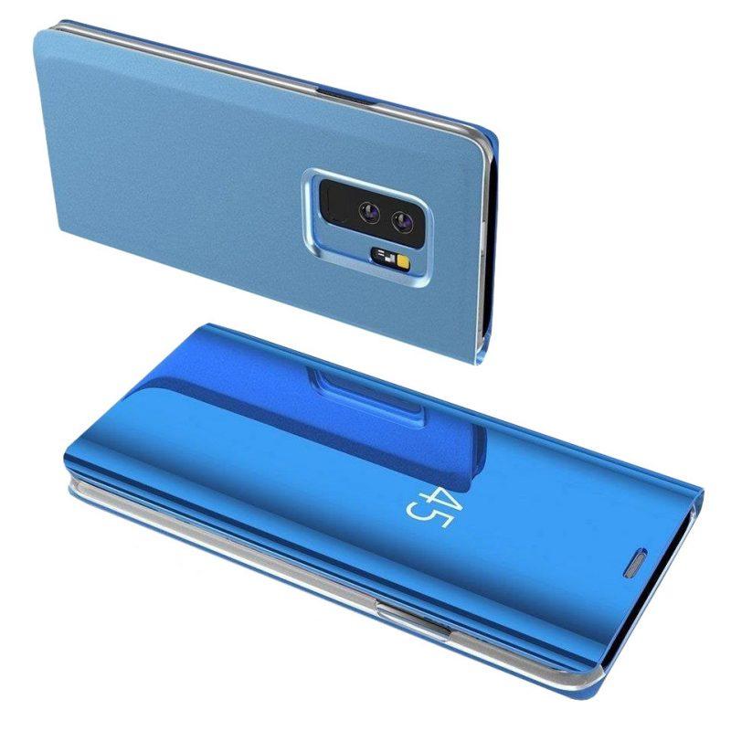 Ochranné Flip puzdro na Samsung Galaxy A40 Modré