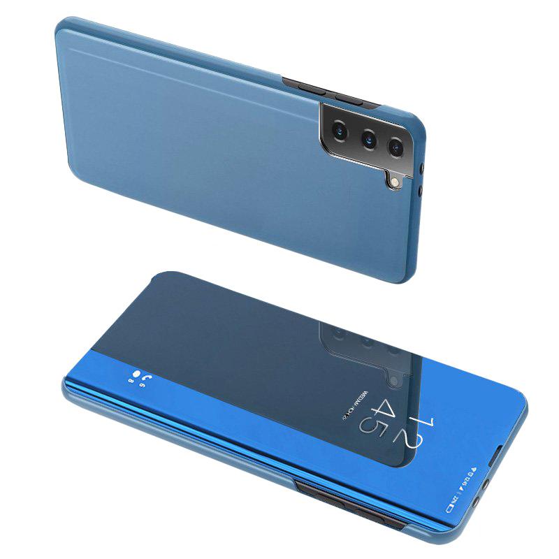Ochranné Flip puzdro na Samsung Galaxy S21 Blue