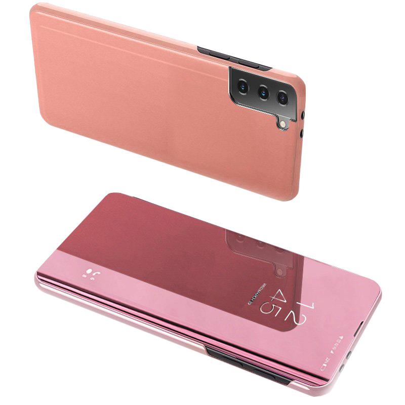 Ochranné Flip puzdro na Samsung Galaxy S21 Pink